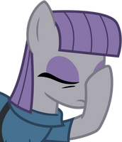 Maud facehoof by nano23823