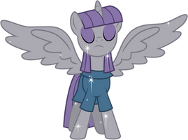 Princess Maud Pie by nano23823