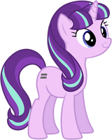Cute Starlight Glimmer by nano23823