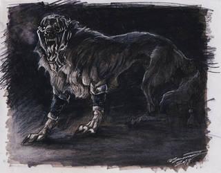 are you afraid of the dark? by Saranna