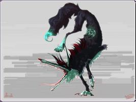 Pentagram Beast