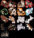 Pixelated UL by Saranna