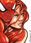 Spidey and Mary Jane SC