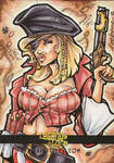 Mary Read... female pirate SC