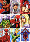 Spider-Man Archives sketches 5