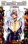 Marvels Project BlackCat cover