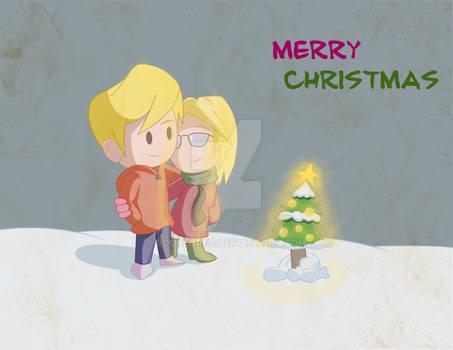 Merry Christmas DeviantArt