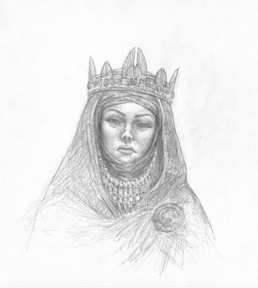 Queen Beruthiel by TurnerMohan