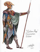 Numenorean Armor Color by TurnerMohan