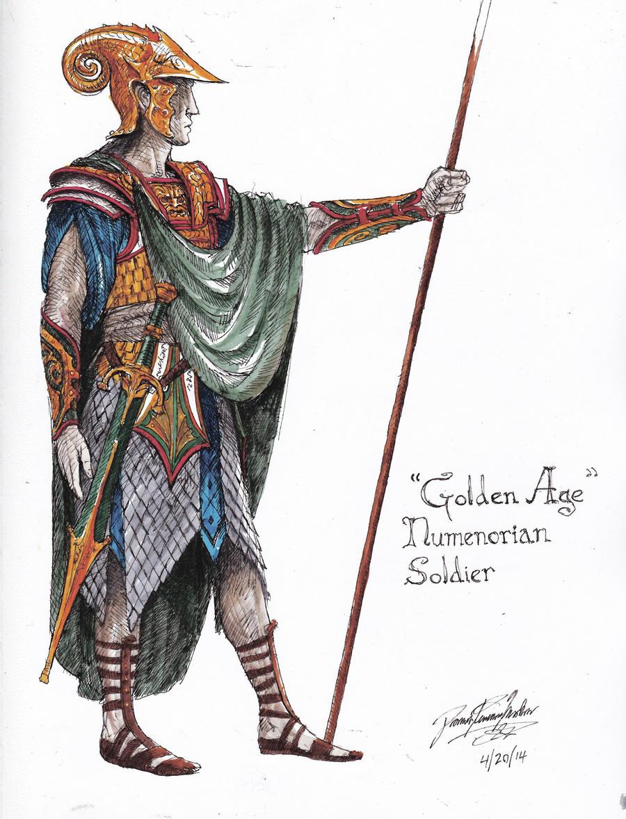Numenorean Armor Color