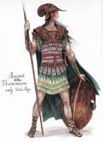 Numenorean Armor 3 by TurnerMohan