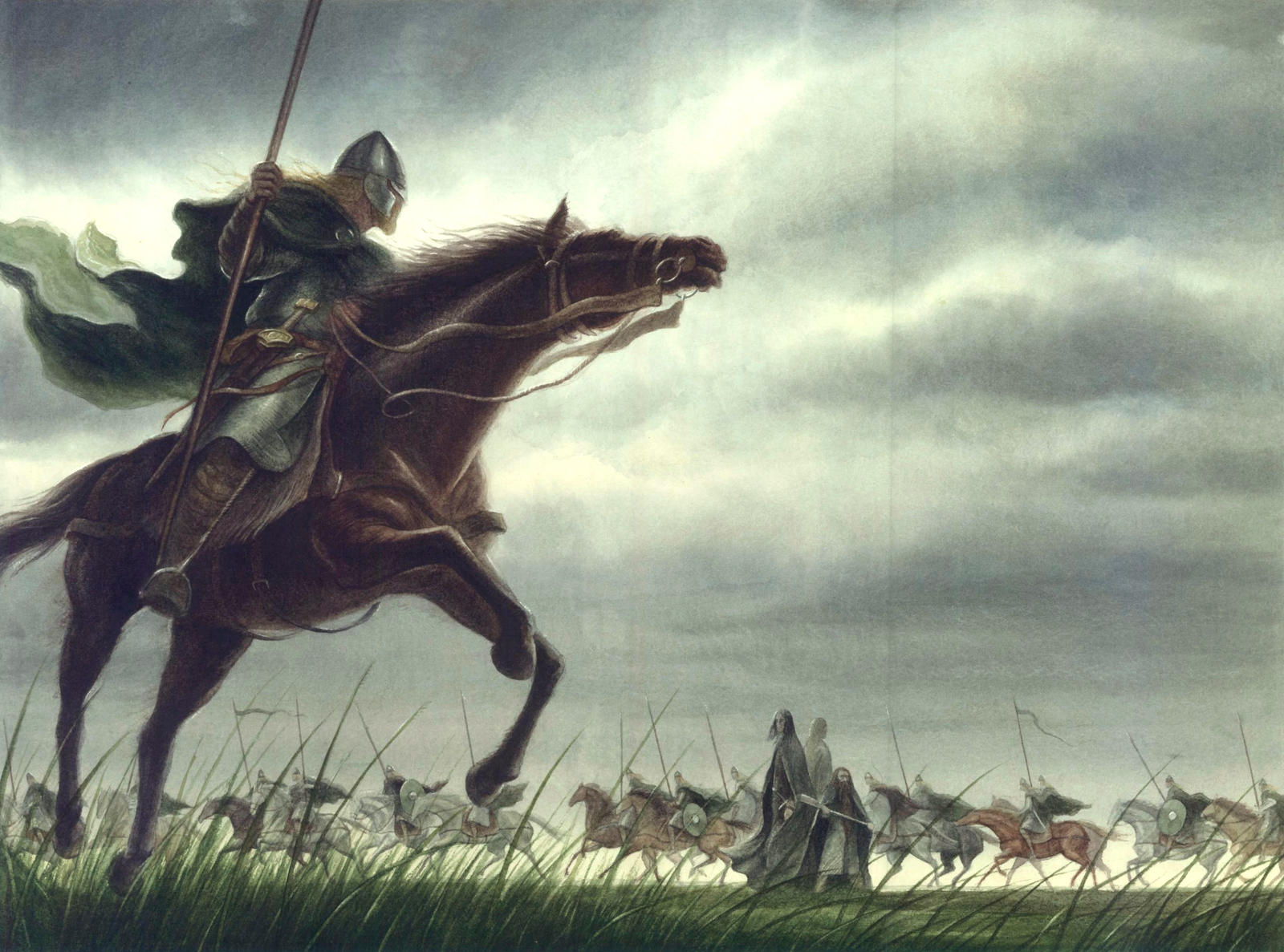 Riders Of Rohan Wallpaper | www.pixshark.com - Images ...