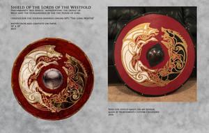 Concept Portfolio: The Red Shield