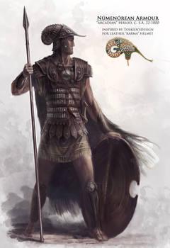 Early Numenorean Armour