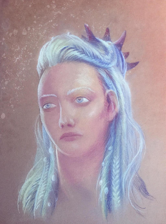 Telerin Portrait by TurnerMohan