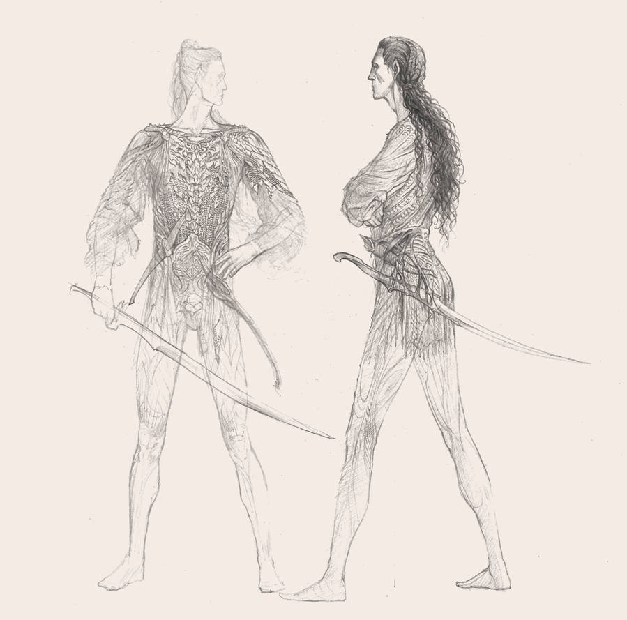 Celegorm and Curufin