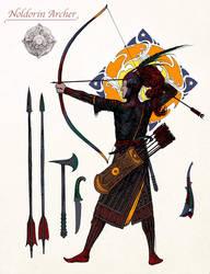 Noldorin Archer