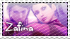 Zafina Stamp by UltimaArrow