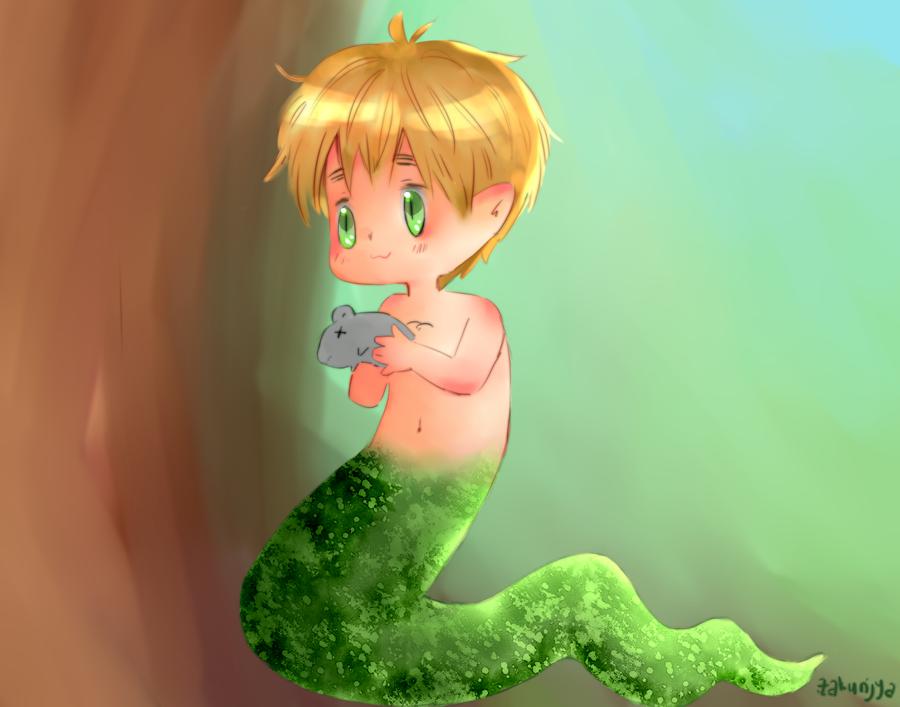 Snake Arthur by zakunjya