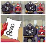Venom made a Funny