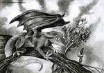 Winged Leon by Yuki6