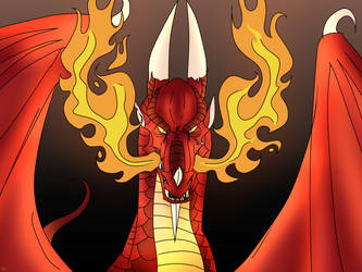 Lord Nagafen by lovecatsanddragons