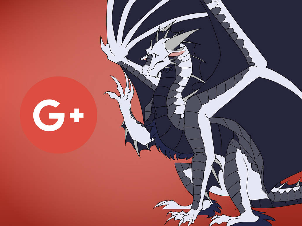 Goodbye Google Plus by lovecatsanddragons