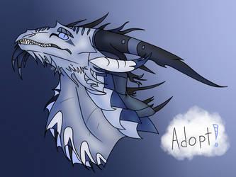 WOF CLOSED ADOPT~ Sleet Ice/Night/Sea by lovecatsanddragons
