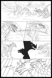 ~The Roars of Two Continents~ Page two