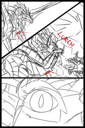 ~The Roars of Two Continents~ Page Three