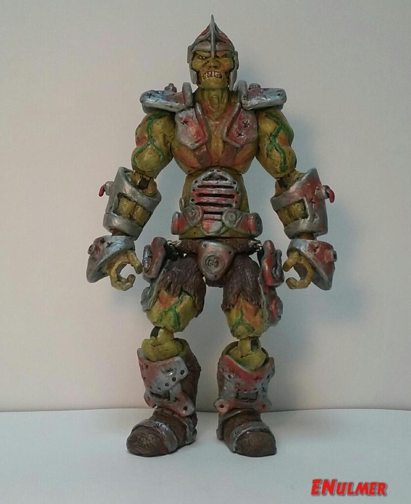 Fallout 3 Super Mutant Brute by ENulmer