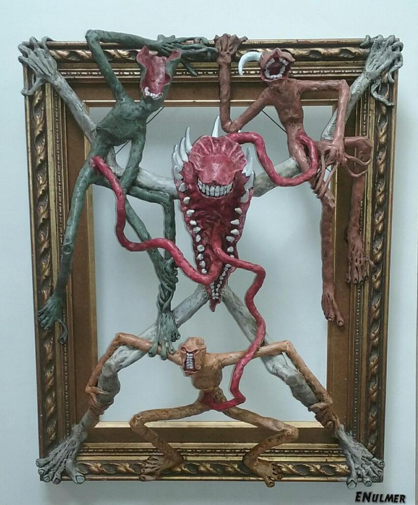 Creeper Mother by ENulmer