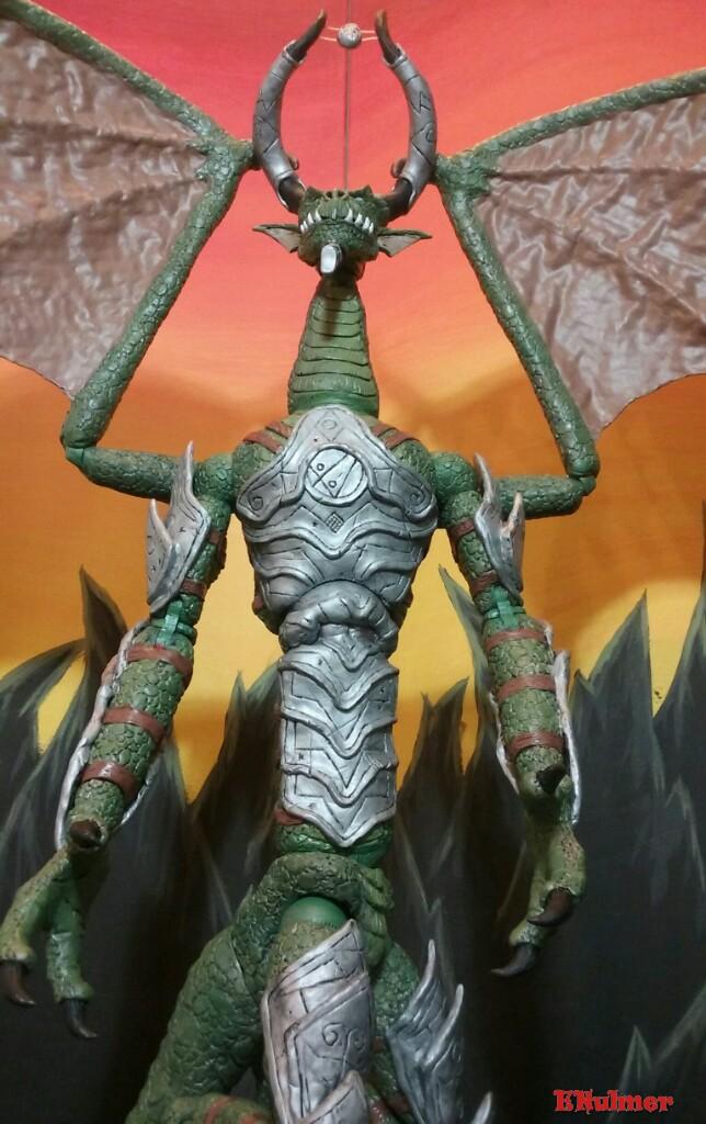 MTG Nicol Bolas the Elder Dragon Legend by ENulmer