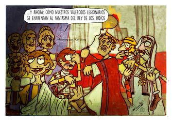 La Pasion De Cristo de Corneliano Robur by amadeo2014