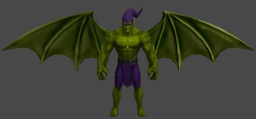 Marvel Texverse - The Green Goblin by TexPool