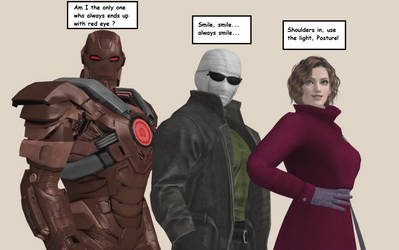 DC Texverse - Doom Patrol by TexPool