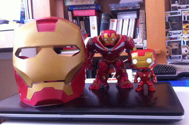TexPool Collections - Iron Man by TexPool