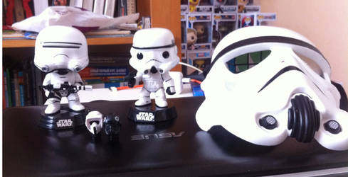TexPool Collections - Stormtroopers by TexPool