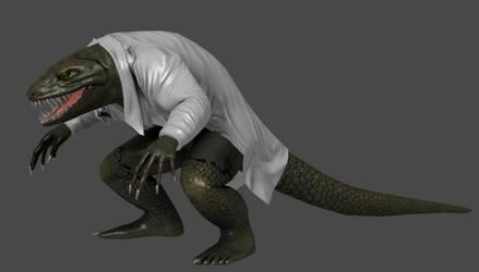 Marvel Texverse - The Lizard by TexPool