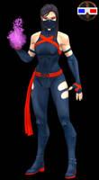 Psylocke - New Marvel Texverse