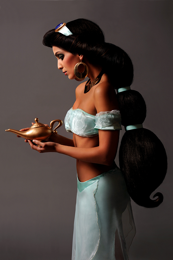 Princess Jasmine by meijii