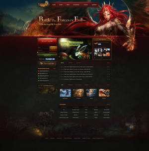 league of angels website
