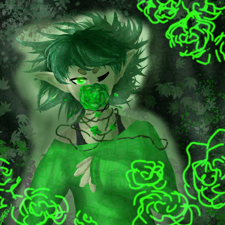 Let it out by Nepeta132