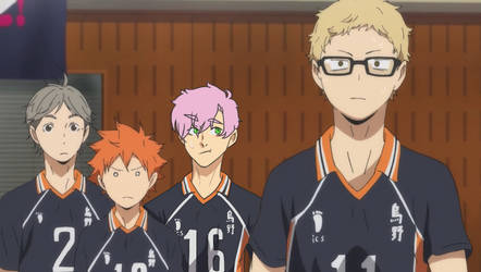 Haikyuu Fake Screenshot