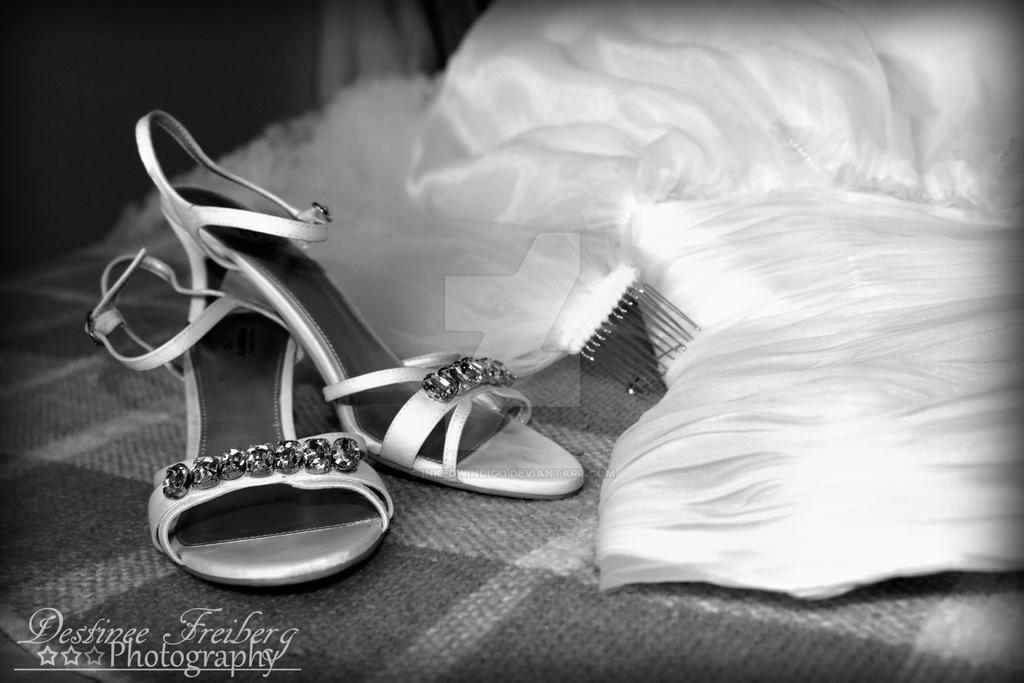 Bridal Attire by inkedwindigo