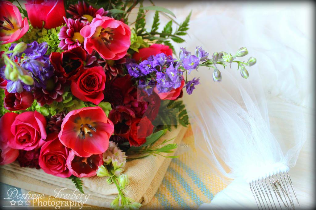 Bridal Accessories by inkedwindigo