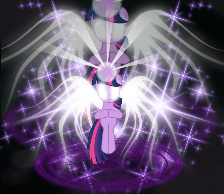 Twilight Sparkle by xLovelyDeathx
