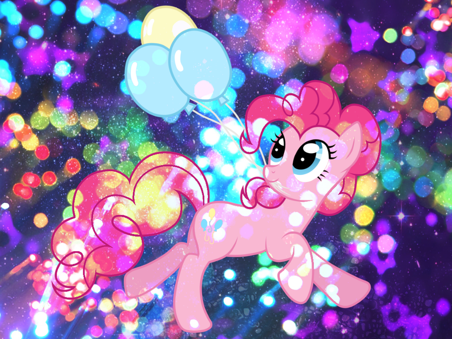 Pinkie Pie by xLovelyDeathx