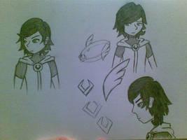 Kid Loki Trial by ellehcore