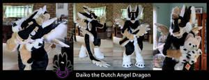 Daiko the Dutch Angel Dragon Fullsuit